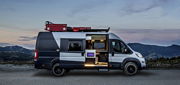 Voor de aankoop en montage van accessoires voor uw camper bent u bij Schouten Camper Service aan het juiste adres