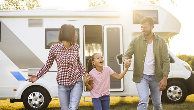 Houdt uzelf en uw familie koel in de zomer in uw camper